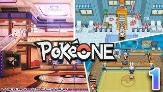 New Pokemon Game! PokeOne Gameplay