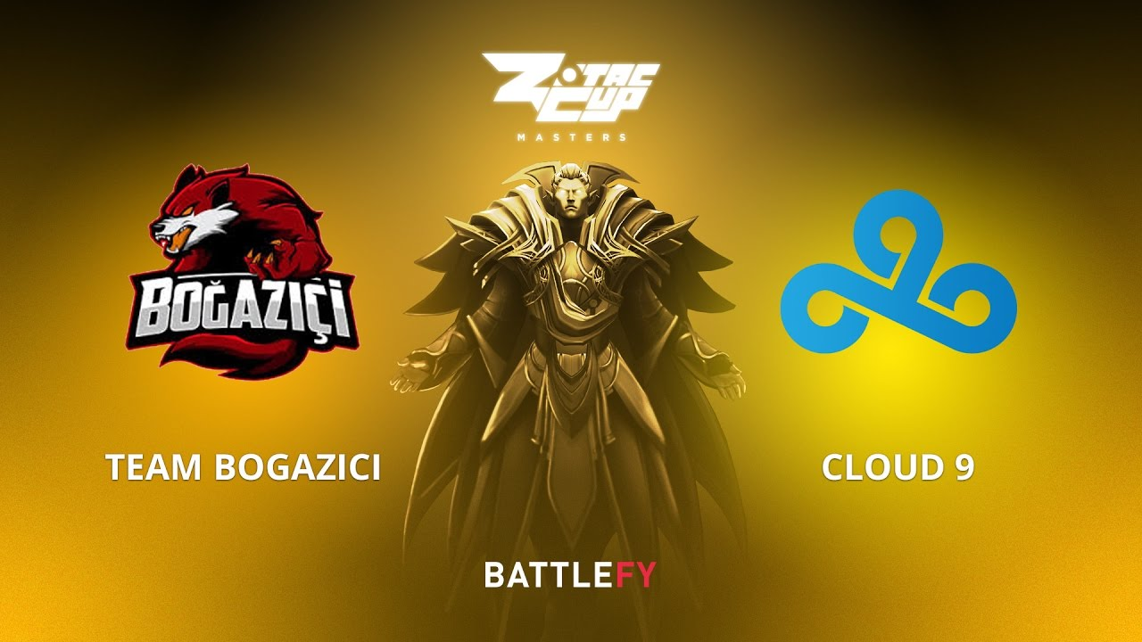 Team Bogazici vs Cloud 9, Zotac Cup Masters, EU Qualifier
