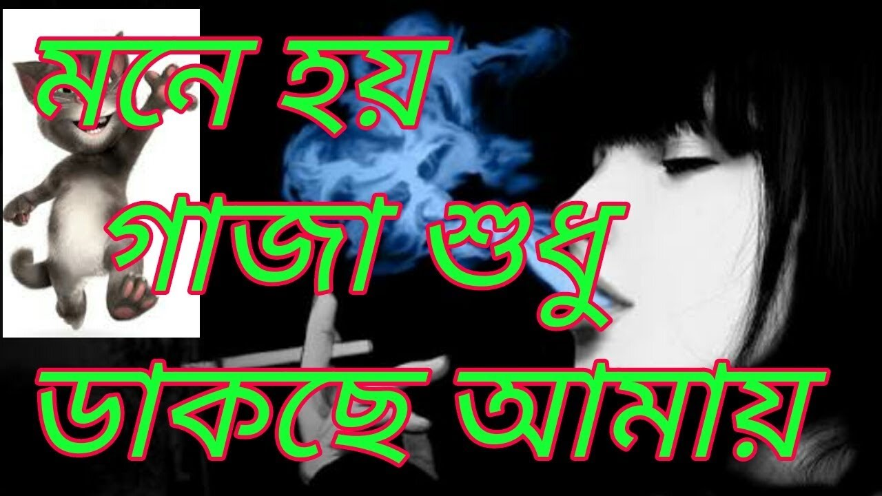 Hot video|Mone hoy gaja sudhu dakche amay funny bangla songs 2018