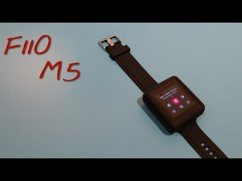 FiiO M5 _(Z Reviews)_ It's Like A Smart Watch, But For Audiophiles?
