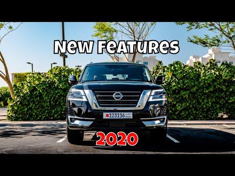 2020 Y62 Nissan