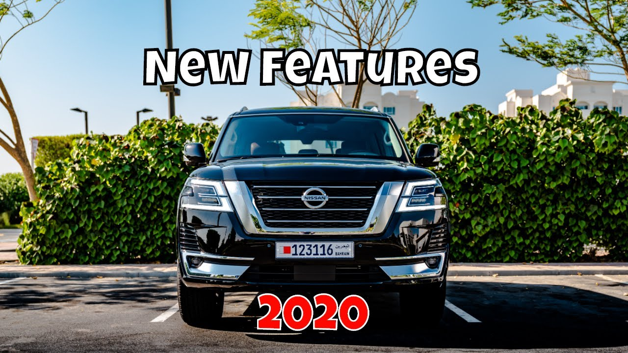 2020 y62 nissan patrol v8 titanium overview and review
