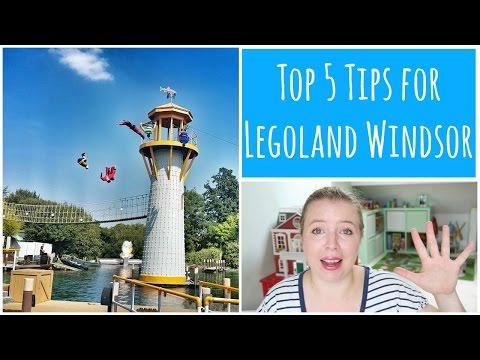 TOP 5 TIPS FOR LEGOLAND WINDSOR | HELPFUL MUM