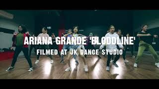 ARIANA GRANDE - BLOODLINE / Lucy L Choreography