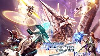 Game Review - Phantasy Star Nova
