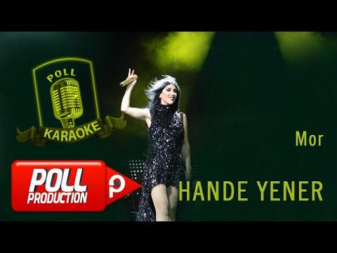 Hande Yener - Mor - (Official Karaoke)