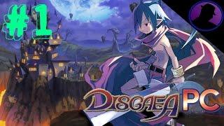 Let's Play Disgaea PC - Ep. 1 - A Long Nap!