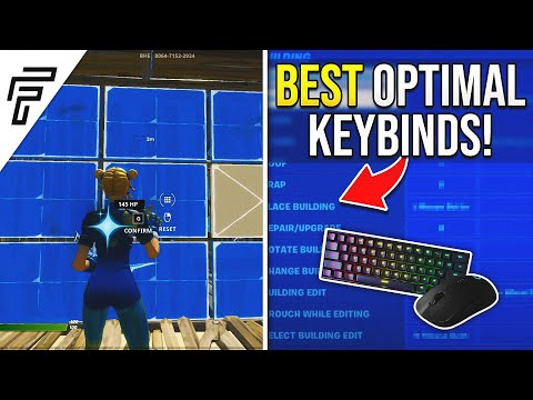 These Are The BEST Optimal Keybinds In Fortnite Chapter 2 Season 2! (BEST PRO PLAYER KEYBINDS!)