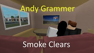 Andy Grammer- Smoke Clears (roblox music video)
