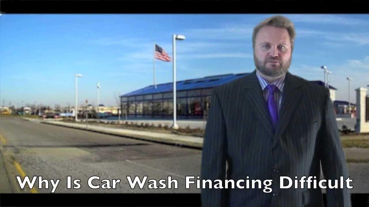 Car Wash Business Loans - Car Wash Business Financing - YouTube
