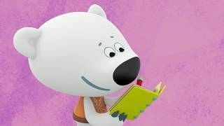 ТОП-5! Ми-ми-мишки - Лучшие серии 2017 года - Самые популярные мультики для детей