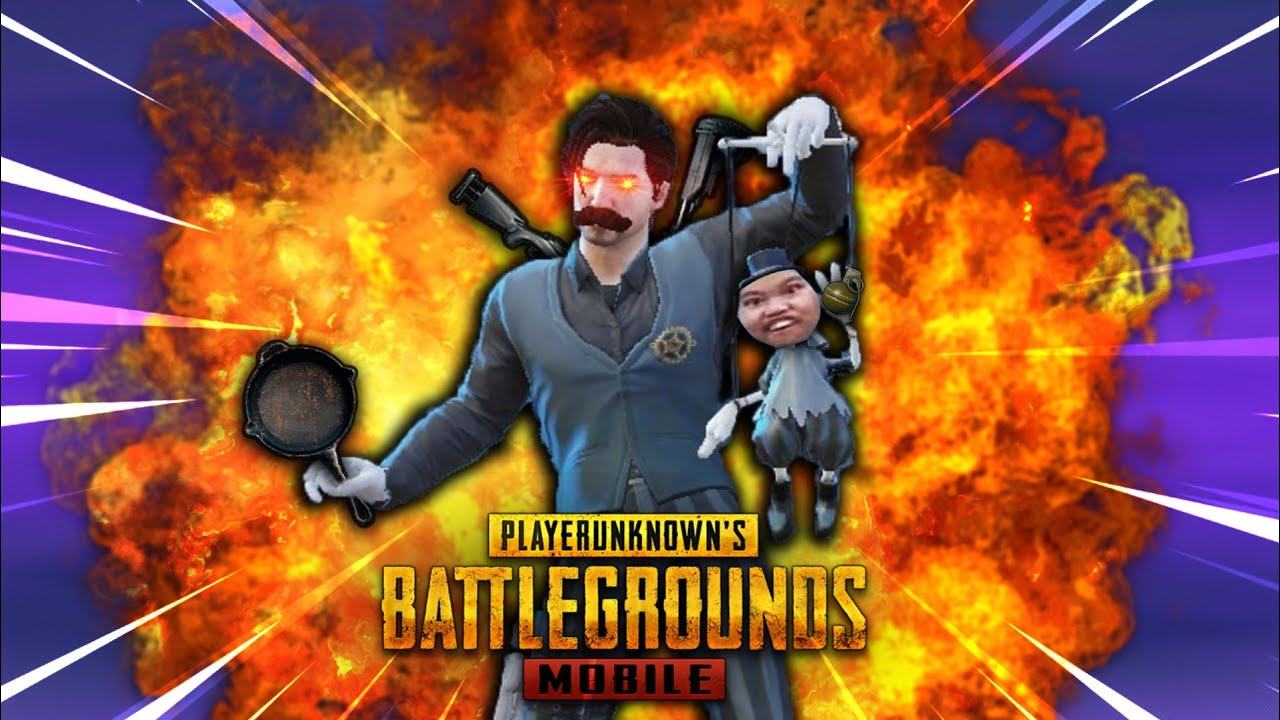 the other side of pubg 🙃