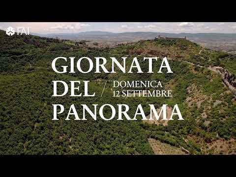 Giornata del Panorama - Domenica 12 Settembre 2021...