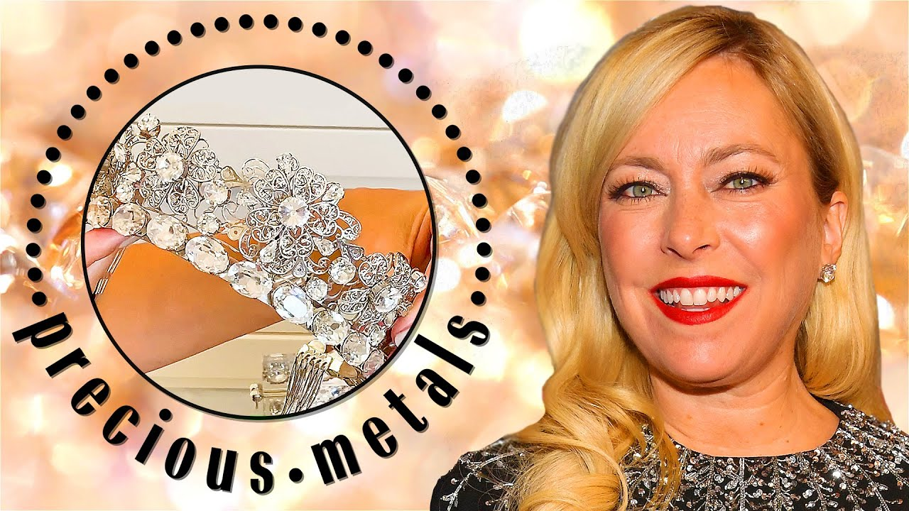 RHOBH's Sutton Stracke Shows Us Her Most Treasured Jewelry   Precious Metals   Marie Claire
