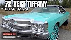 1972 Impala Tiffany and Co Edition