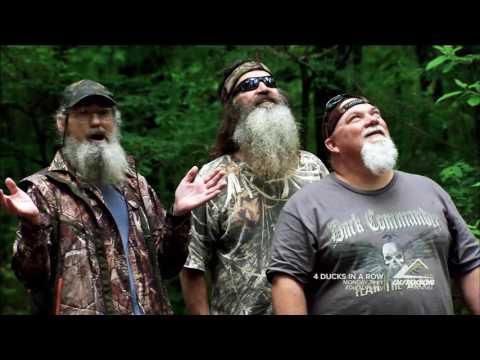 Duck Dynasty - 4 Ducks in a Row - Outdoor Channel