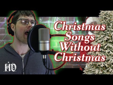 Christmas Songs Without Christmas
