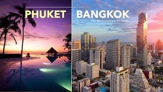 Exotic Thailand ~ Conrad Bangkok ~ Pullman Arcadia Naithon Bech Phuket