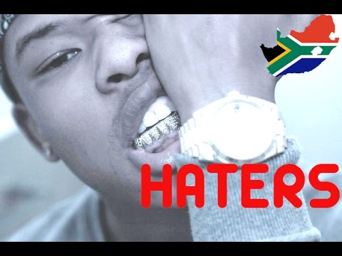 Nasty_C hitting back on HATERS - Animation video
