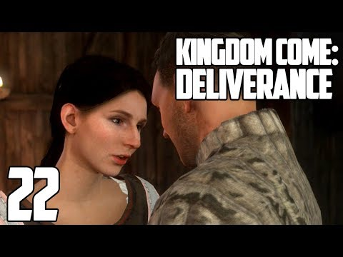 NAUGHTY BITS | Kingdom Come: Deliverance Gameplay Let's Play #22