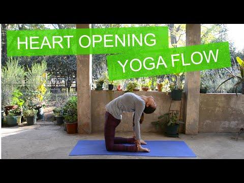 HEART-OPENING YOGA FLOW | VINYASA FLOW | QUAYMBO YOGA | Quaymbo