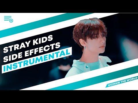Stray Kids - Side Effects | Instrumental
