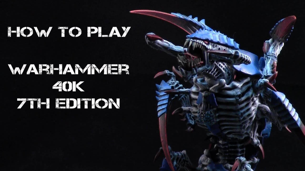 How to Play Warhammer 40K 7th Ed: Part 12 - Using Flamer Templates