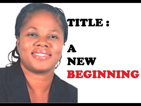 Evangelist Gloria Bamiloye - A New Beginning