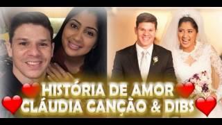 🔥 LINDA HISTÓRIA DE AMOR! CLÁUDIA CANÇÃO E DIBS! thumbnail