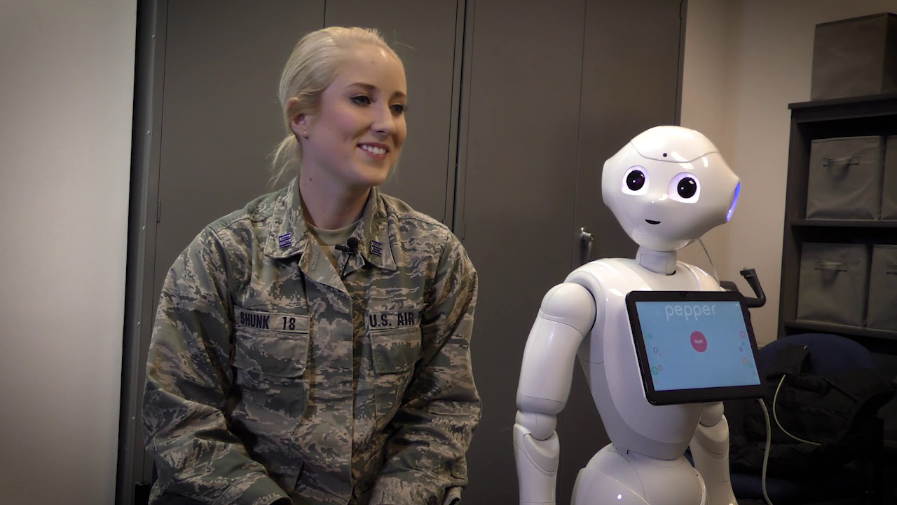 Warfighter Effectiveness Research Center (WERC) - Interview Emily Shunk