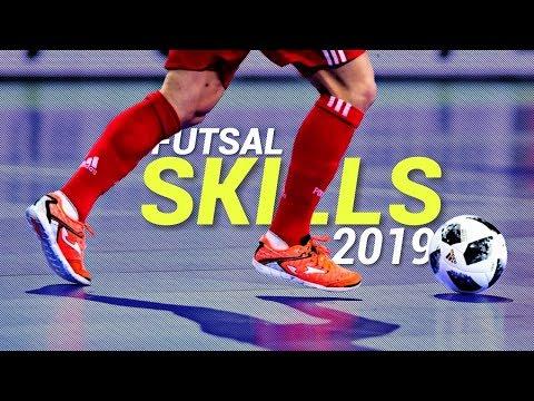 Most Humiliating Skills & Goals 2019 ● Futsal #5