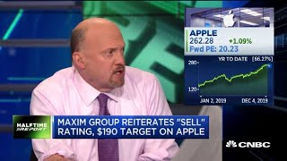 Cramer Apple#39s iPhone could be greatest subscription in the world