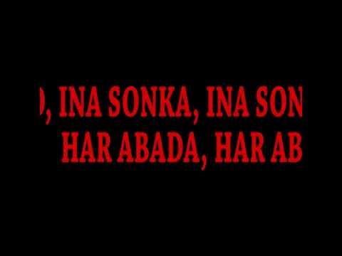 Sammani Dan Hajiya  Manzo Ina Sonka Har Abada Lyrics