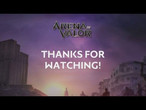 Arena of Valor: Valor Series - [EU/NA] Week 3 Day 1