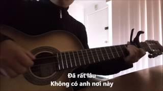 Vì Sao (Khởi My) - Guitar solo