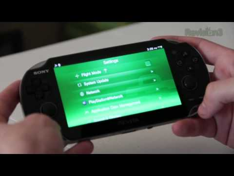 PS Vita - OS and Specs