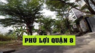Nhà đất KDC Phú Lợi, Phạm Thế Hiển, Quận 8 - Land Go Now ✔