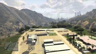 GTA 5 Online (Landing Gear Mission) Shit was Epic