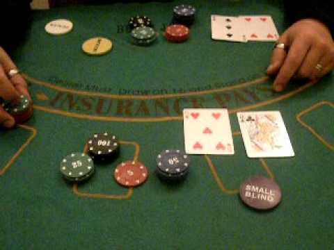 Come si gioca al texas holdem poker