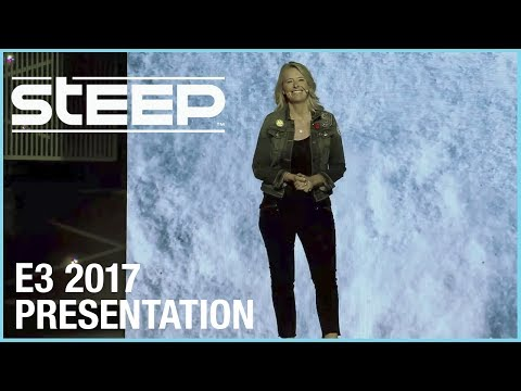 Steep: Road to the Olympics Expansion: E3 2017 Official Conference Presentation | Ubisoft [US]