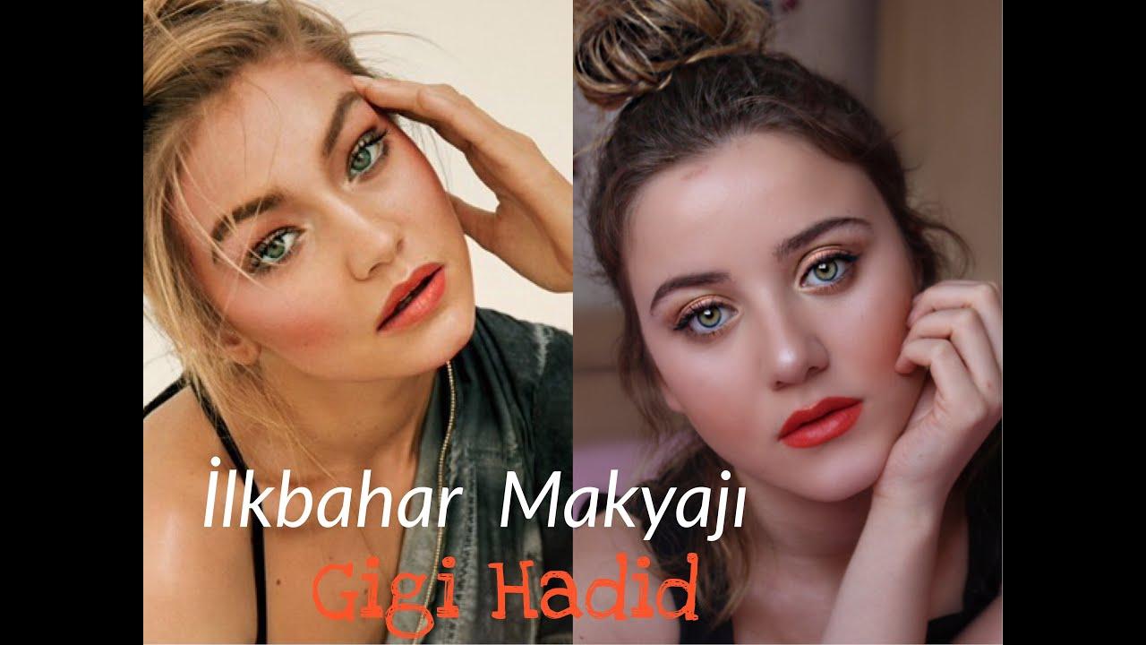 Gigi Hadid Makyajı