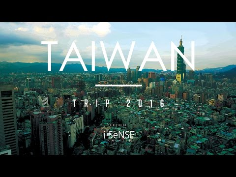 trip movie taiwan 2016 - taipei, jiufen, shifen