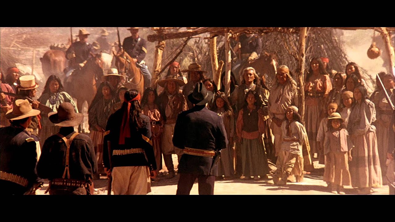 an analysis of the movie geronimo an american legend Geronimo: an american legend (1993) following the expansion of the united   follow the movie on facebook plot summary following the expansion of the.