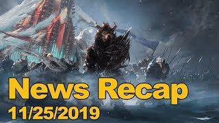 MMOs.com Weekly News Recap #222 November 25, 2019