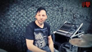 InEar für Schlagzeuger mit dem Yamaha MGP16X Mischpult