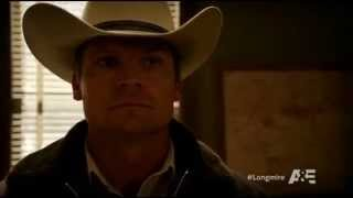 Longmire Season 2 - Branch Connally & Walt Longmire