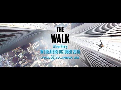 The Walk (2015) Movie Banner