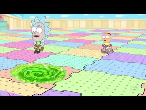 Rick and Morty Babies | adult swim junior