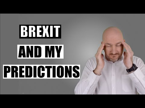 Brexit, New Government & 0.5% Interest Rate | The Affects & My Predictions For UK House Prices