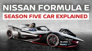 The Nissan Formula E Season 5 Car Explained thumbnail